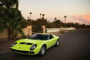 @1967 Lamborghini Miura P400 SV Conversion-3066 - 6