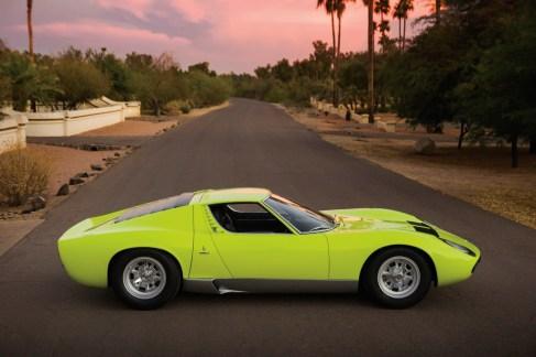 @1967 Lamborghini Miura P400 SV Conversion-3066 - 9