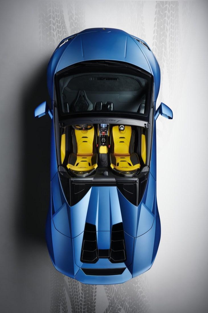 @Lamborghini Huracan Evo RWD Spyder - 1