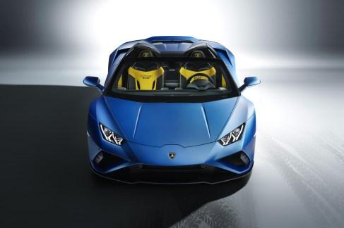 @Lamborghini Huracan Evo RWD Spyder - 5