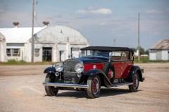 @1930 CADILLAC V-16 CONVERTIBLE SEDAN BY MURPHY1930 CADILLAC V-16 CONVERTIBLE SEDAN MURPHY - 3