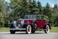 @1931 Cadillac Series 452 All-Wheater Phaeton - 3