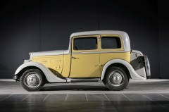 1934 Peugeot 201 BR Coach - 2