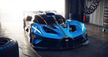@Bugatti Bolide - 2