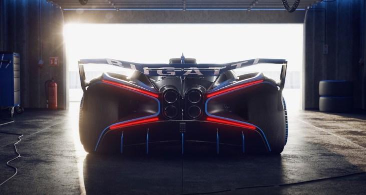 @Bugatti Bolide - 6