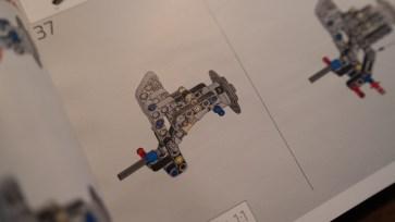 2020 Bugatti Chiron Lego Technic-0009