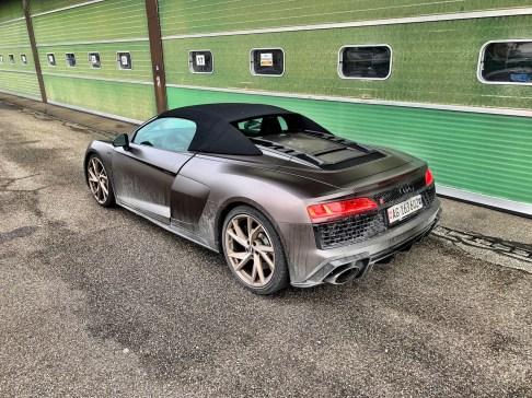 @Audi R8 RWD - 13