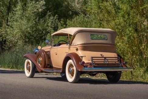 @1932 Cadillac V-16 Sport Phaeton - 10