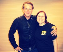 Dragon 2012 with Cary Elwes