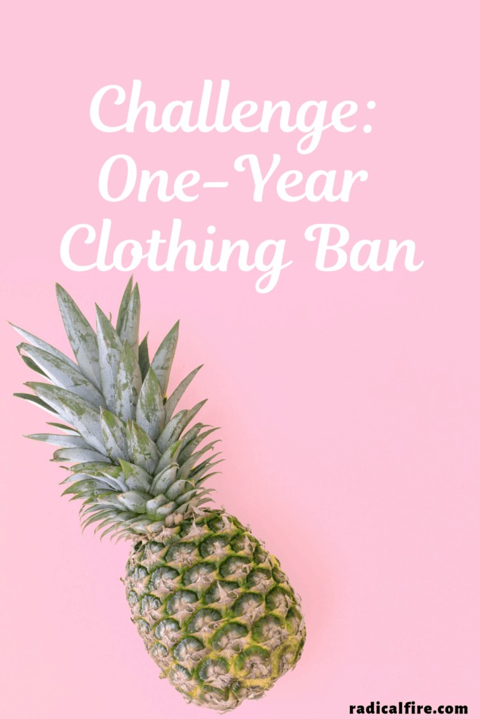 Montly Report and clothing ban