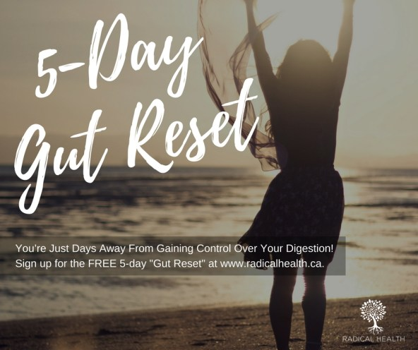 5-Day Gut Reset