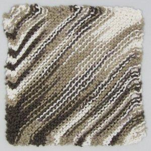 Chocolate_Swirl Knit Cloth
