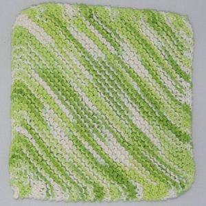 Green Varigated Cloth