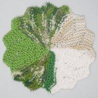 Green_Flower_Swirl. Cloth