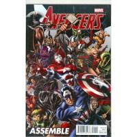 Avengers Assemble 1