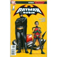 Batman Reborn Batman and Robin 1