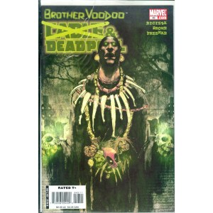 Brother VooDoo Cable & Deadpool 48