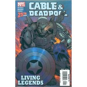 Cable & Deadpool 25