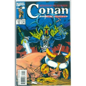 Conan The Barbarian 271 Direct ED