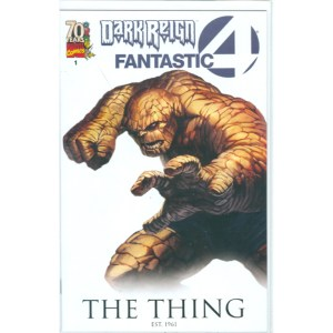 Dark Reign Fantastic Four The Thing