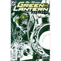 Green Lantern Rebirth 1 Variant 2