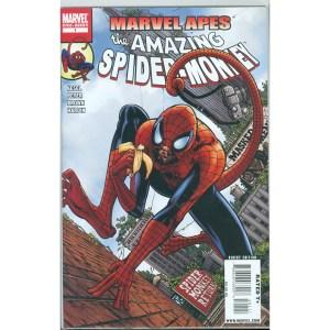 Marvel Apes Amazing Spider-Monkey 1