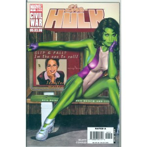 She-Hulk (2nd Series) #7