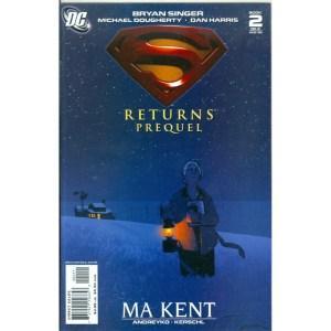 Superman Returns Prequel #2