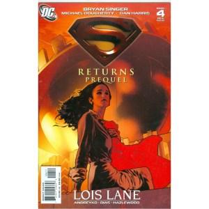 Superman Returns Prequel #4