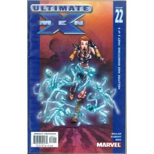 Ultimate X-Men 22