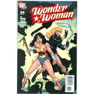 Wonder Woman 34