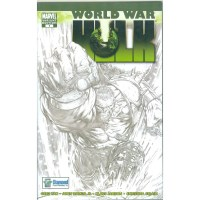World War Hulk 1 Variant