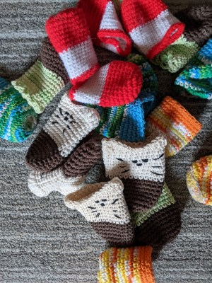 Cotton Chair Socks