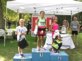 Half the tribe claimed two-thirds of the podium for Youth Female.