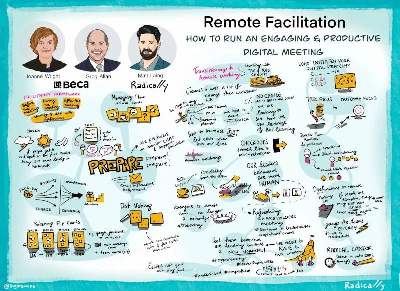 Remote Facilitation