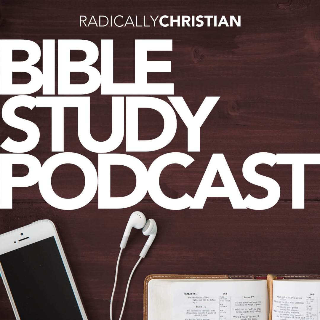 Bible Study Podcast Logo