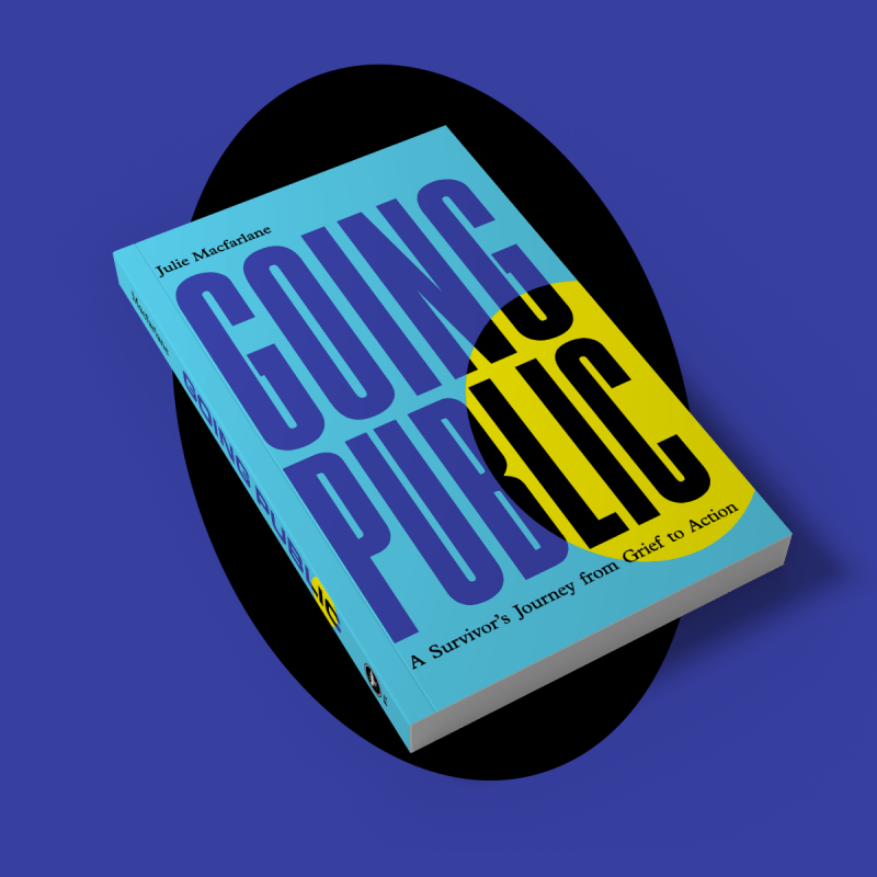 book cover of Going Public