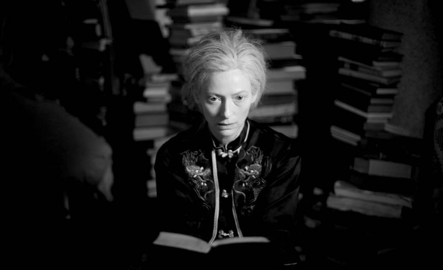 tilda swinton book recommendations