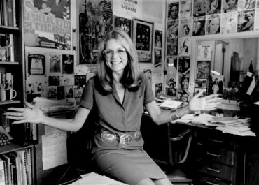 gloria steinem book recommendations