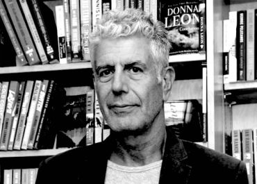 anthony bourdain book recommendations