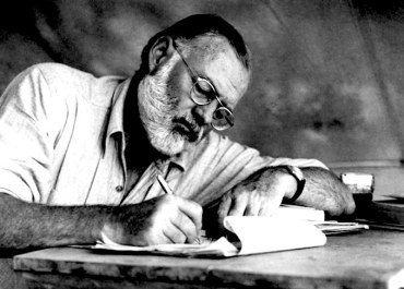 ernest hemingway book recommendations
