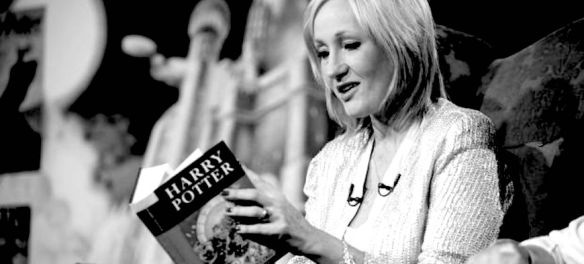 jk rowling book recommendations