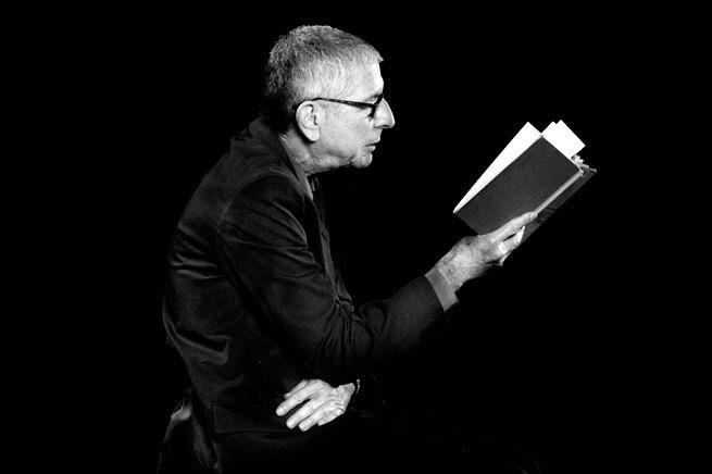Leonard Cohen's Reading List