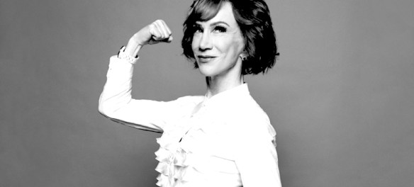 kathy griffin reading list