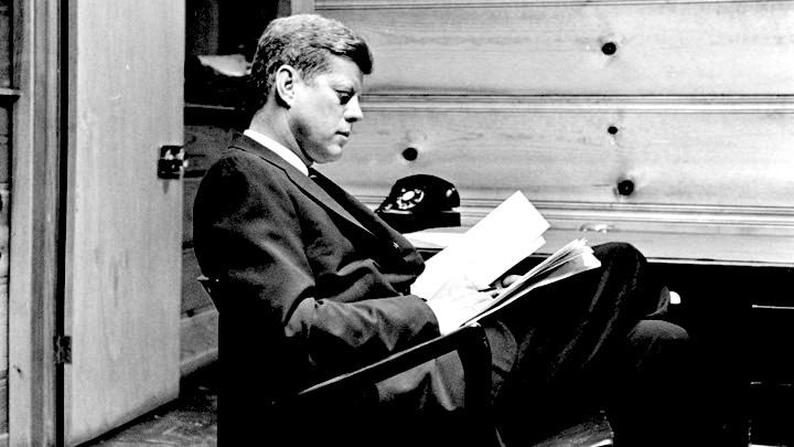 jfk book recommendations