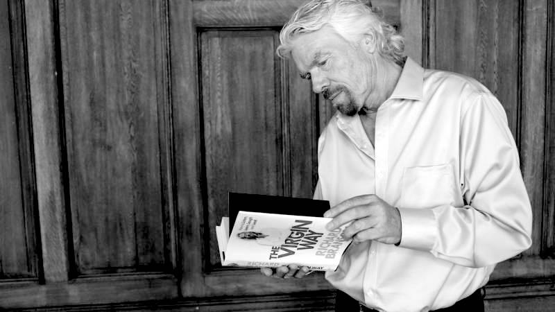 richard branson book recommendations