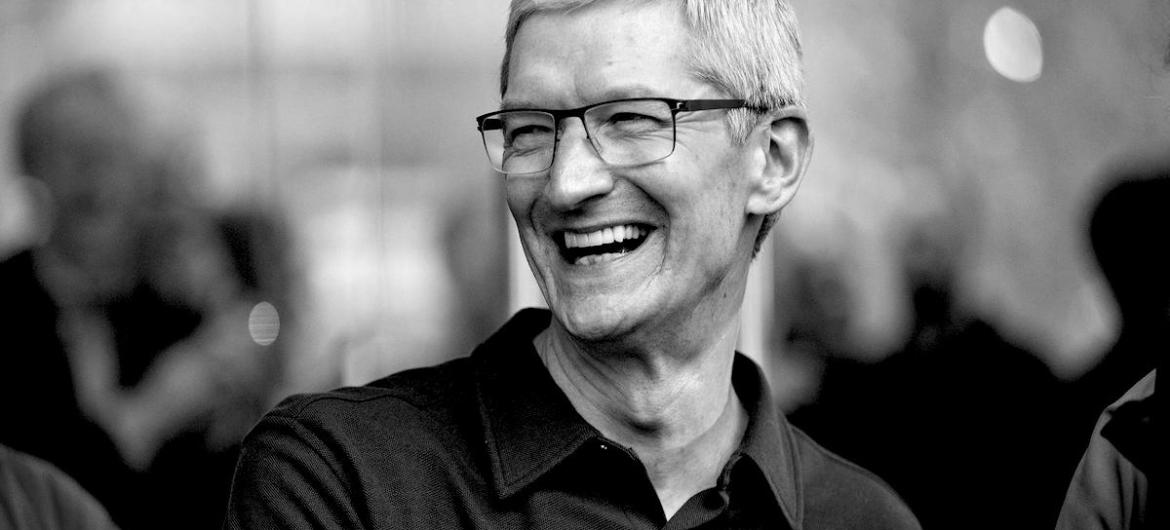 tim cook favorite books