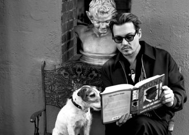 johnny depp favorite books