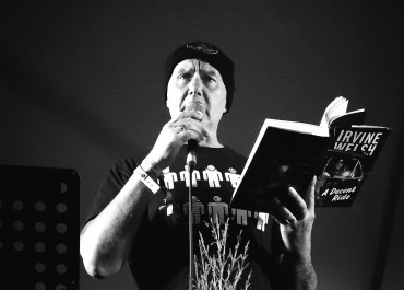 irvine welsh favorite books