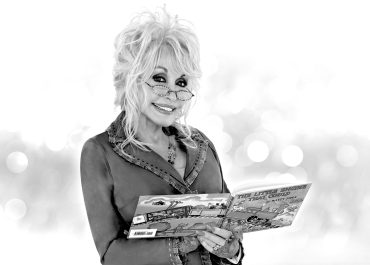 dolly parton favorite books